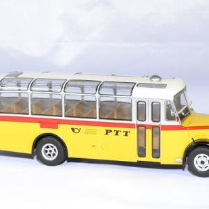 Saurer l4c 1959 ptt 1 43 bus ixo autominiature01 3