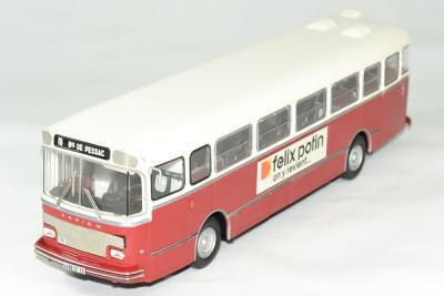 Saviem S105M bordeaux Bus 1969