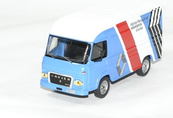Saviem assistance rallye renault 1 43 ixo autominiature01 1