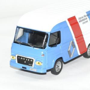 Saviem SG2 Van assistance rallye Alpine renault 1973