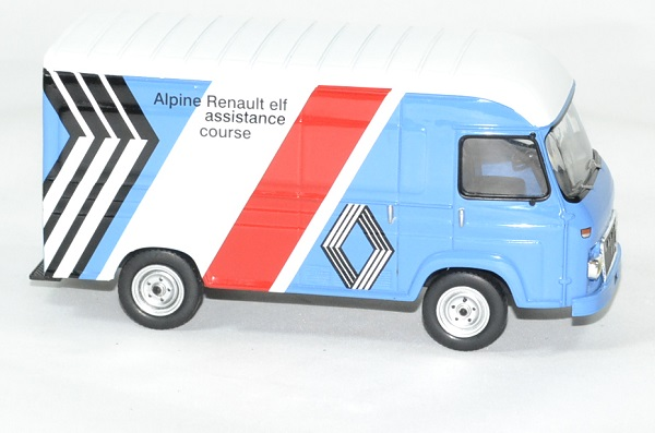 Saviem assistance rallye renault 1 43 ixo autominiature01 3