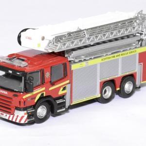 Scania aerial rescue pomp pompier 1 76 oxford autominiature01 1