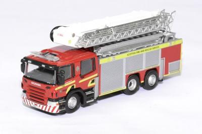 Scania Aerial rescue pump scottish fire Brigade