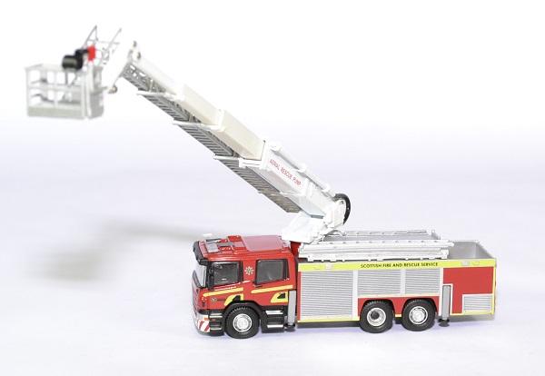 Scania aerial rescue pomp pompier 1 76 oxford autominiature01 4