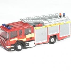 Scania CP28 Pompier Echelle Surey F&R