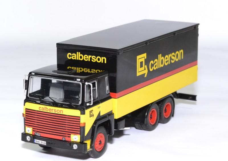 Scania v8 camion 1971 calberson ixo 1 43 autominiature01 tru031 1