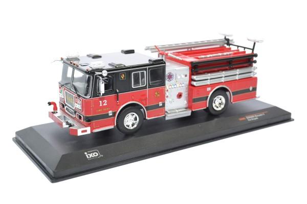 Seagrave 33 marauder pompier ixo sf 1 43 autominiature01 ixotrf003 1