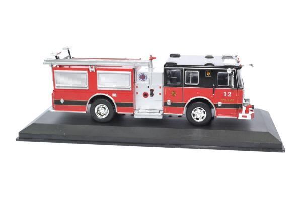 Seagrave 33 marauder pompier ixo sf 1 43 autominiature01 ixotrf003 3