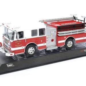 Seagrave Marauder 2 Pompier Américain Charlotteville