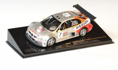 Seat Toledo GT test 24h SPA 2003 #7 Duez / La vieille