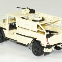 Serval militaire france 1 43 ixo autominiature01 2