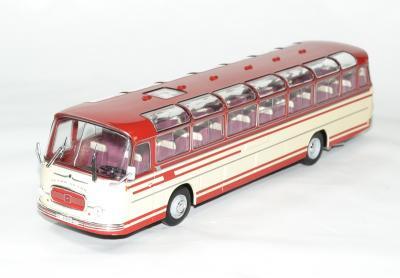 setra S14 bus beige 1990