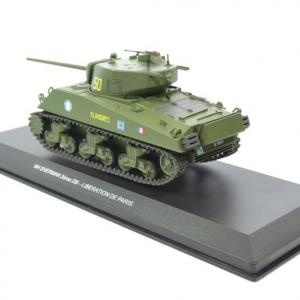 Sherman m4 france 2eme db libe paris 1944 odeon autominiature01 044m 2