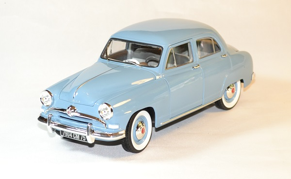 Simca aronde bleu 1954 norev 1 18 autominiature01 1