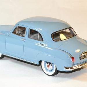 Simca aronde bleu 1954 norev 1 18 autominiature01 2