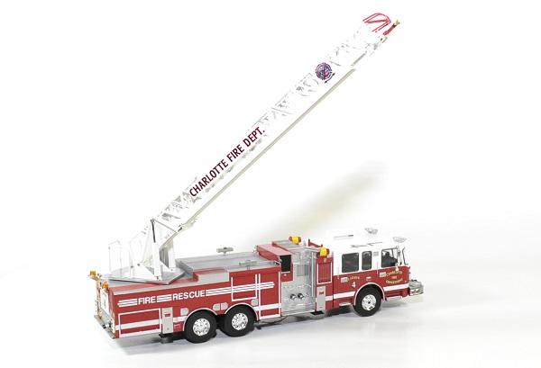 Smeal echelle pompier usa ixo 1 43 autominiature01 4