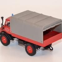 Solido mercedes benz unimog 416 feux de forets des yvelines au 1 50 autominiature01 com 3