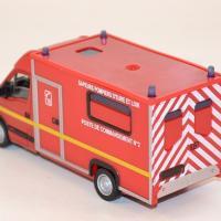 Solido renault master 1998 cellule de commandement eure et loire au 1 50 autominiature01 3