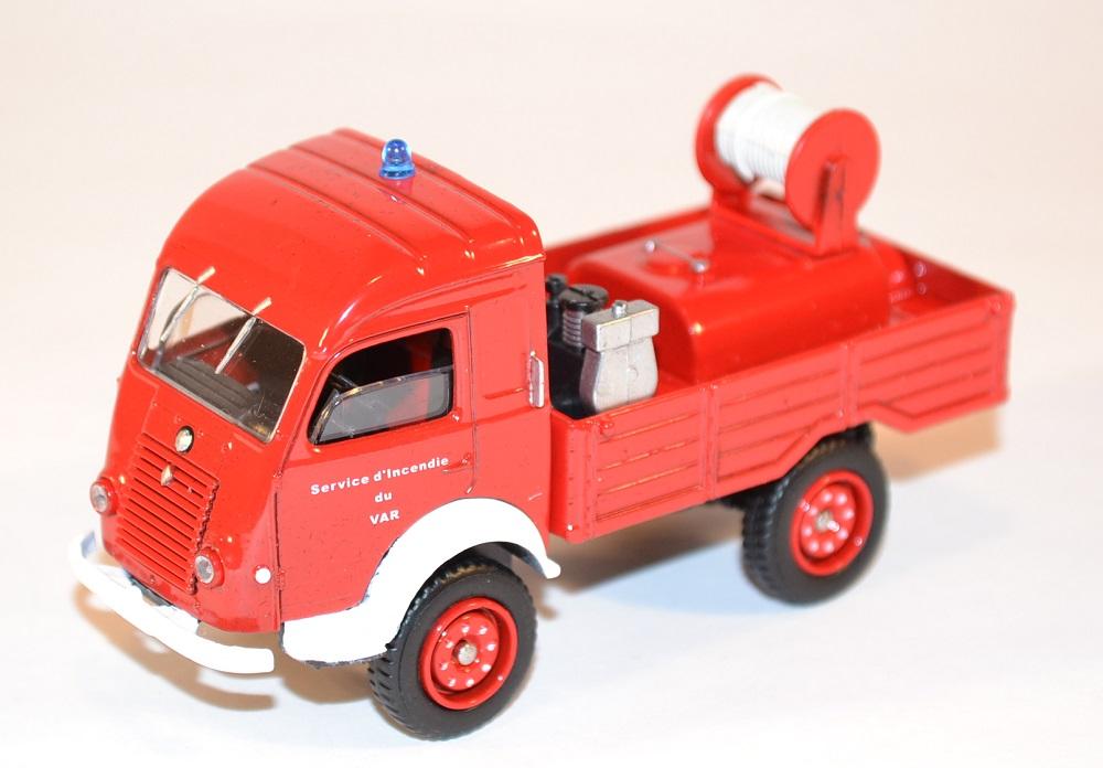 Solido sapeurs pompiers renault 4x4 1er secours du var 1 43 miniature auto camion raceautostore 1