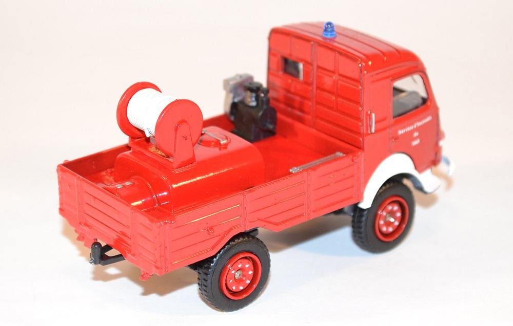 Solido sapeurs pompiers renault 4x4 1er secours du var 1 43 miniature auto camion raceautostore 2