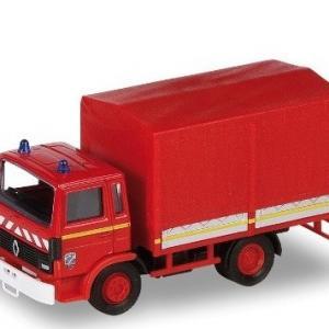 Renault baché pompiers
