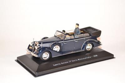 Lancia Astura ministeriale IV Mussolini 1938 Starline au 1/43