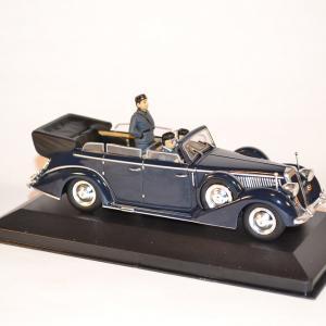 Starline lancia astura ministeriale iv mussolini 1938 miniature auto limousine autominiature01 com 2