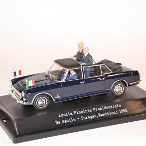 Lancia Flaminia Presidenziale De Gaulle - Saragat 1965 Starline 1/43