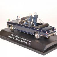 Starline lancia flaminia presidenziale saragat de gaulle mont blanc 1965 autominiature01 3