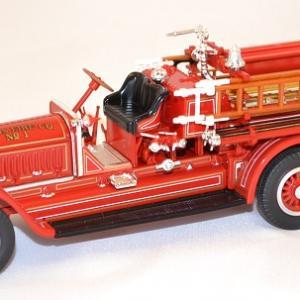 Stutz model c pompier 1924 yatming miniature auto autominiature01 com 1