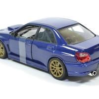 Subaru impreza sti wrx 1 24 welly autominiature01 22487ns 2