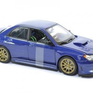 Subaru impreza sti wrx 1 24 welly autominiature01 22487ns 3