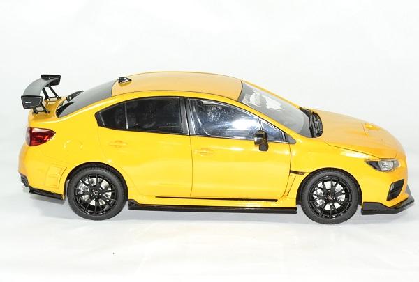 Subaru sti 2015 wrx s207 nbr challenge 1 18 sunstar autominiature01 3