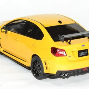 Subaru sti 2015 wrx s207 nbr challenge 1 18 sunstar autominiature01 4