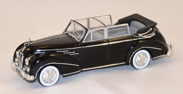 Talbo t26 lago presidentielle 1950 norev 1 43 autominiature01 com 1