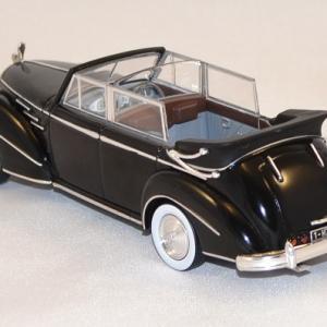 Talbo t26 lago presidentielle 1950 norev 1 43 autominiature01 com 2