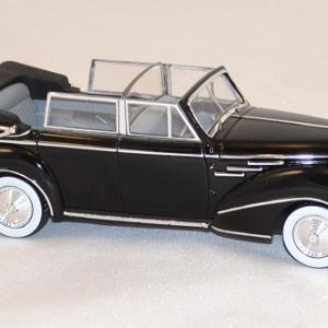 Talbo t26 lago presidentielle 1950 norev 1 43 autominiature01 com 3