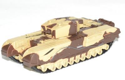 Tank Churchill MKIII King force - Major king
