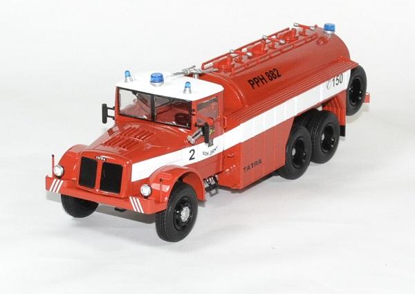 Tatra 111r cas 12 pompier 1 43 premium autominiature01 1