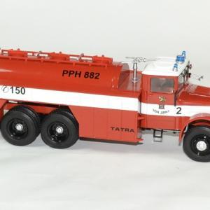 Tatra 111r cas 12 pompier 1 43 premium autominiature01 3