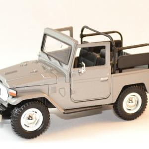 Toyota fj 40 gris decapote 1 24 motor max autominiature01 1
