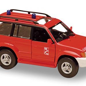Toyota Land Cruiser pompiers solido 1-43