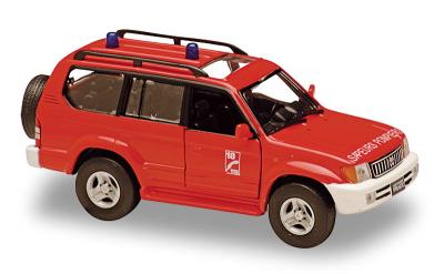 Toyota Land Cruiser Sapeurs Pompiers solido 1-43