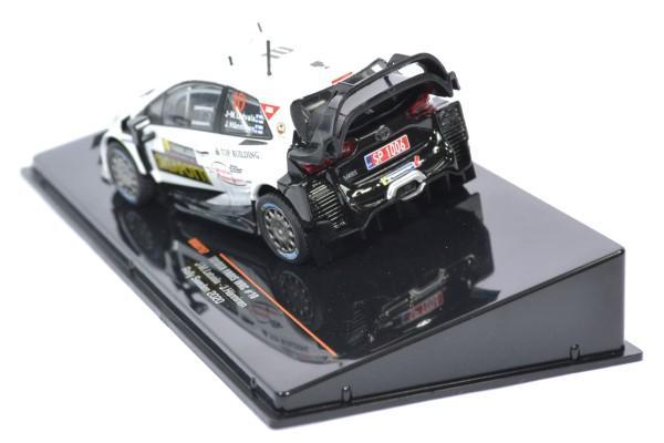 Toyota yaris wrc latvala rallye suede ixo 1 43 autominiature01 ixoram757 2