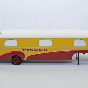 Unic remorque caravane pinder 1 43 direkt promovar autominiature01 l13c3 3