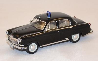 Gaz Volga M21 Police des frontières finlande