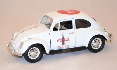 Volkswagen coccinelle 100 ans de CocaCola 1/43 Motor city