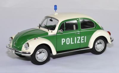 Volkswagen Coccinelle 1303 Polizei de 1974