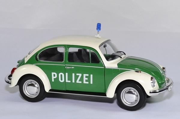 Volkswagen coccinelle 1303 polizei 1974 solido 1 18 autominiature01 3