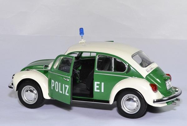Volkswagen coccinelle 1303 polizei 1974 solido 1 18 autominiature01 4